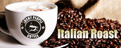 Italian Roast -  Lucky People Prime Coffee